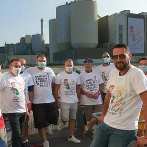 Sauvons  Chapelle d'Arblay Seule usine en France à produire du papier journal 100% recyclé