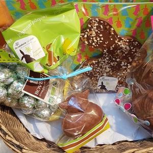 Chocolats de fête